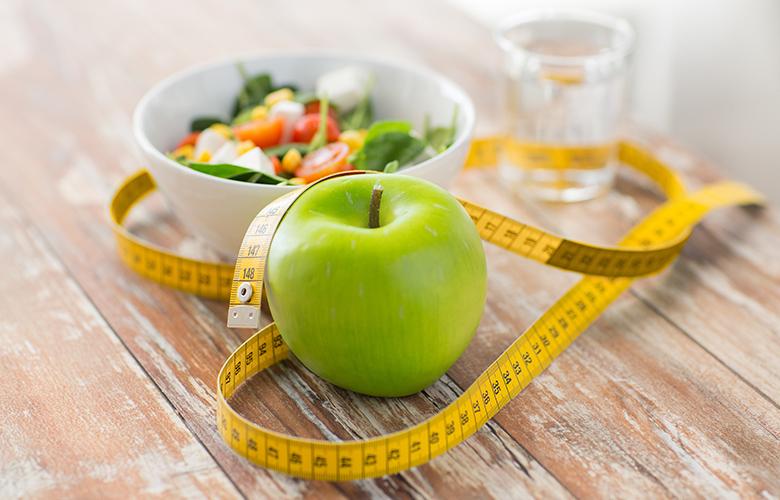 Как питаться, чтобы похудел живот