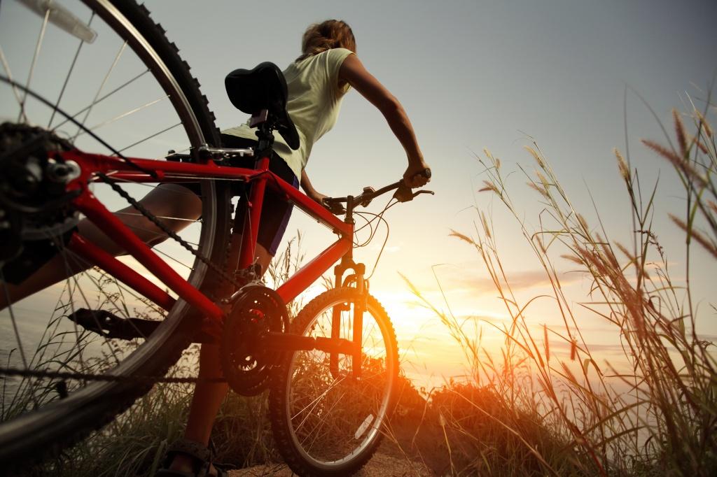na-velosipede