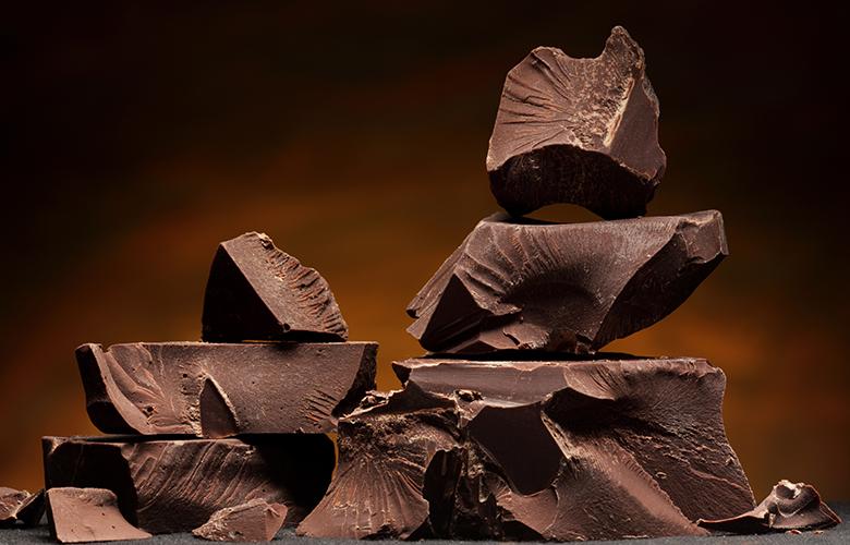 Горький (черный) шоколад