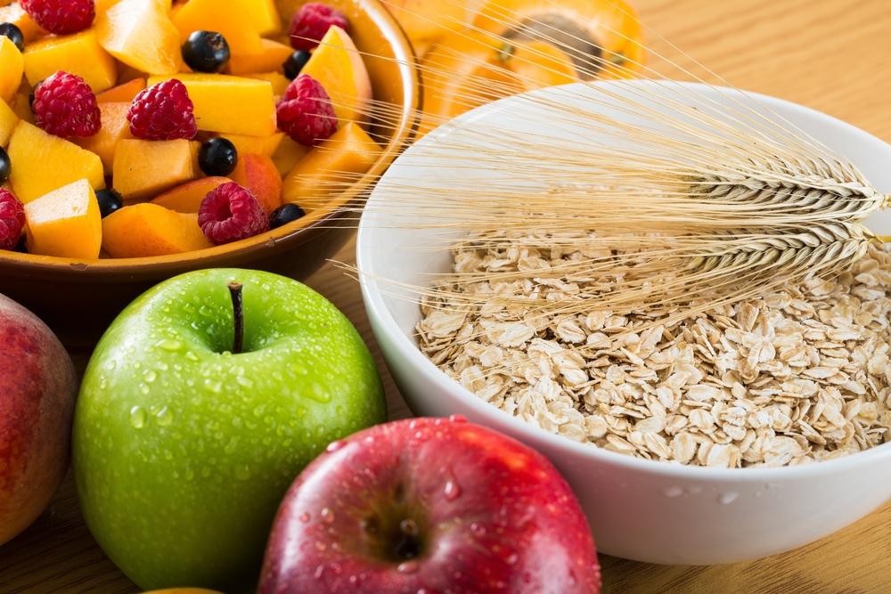Продукты, содержащие пищевые волокна