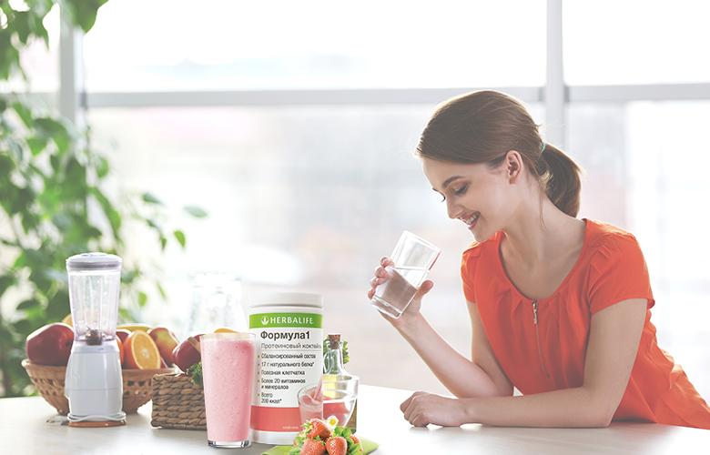 Протеиновый коктейль Формула 1 Herbalife