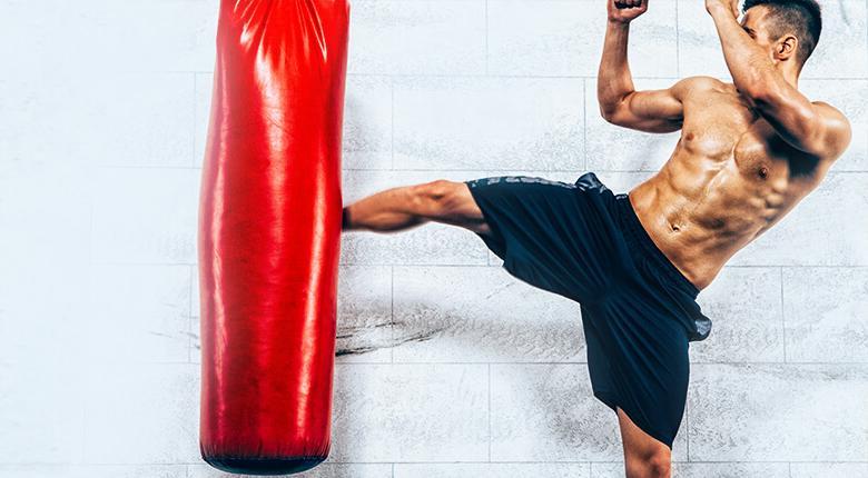 Настоящий мужской спорт - Бокс