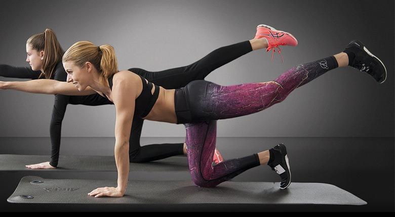 как быстро похудеть в ногах и попе
