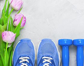 Топ-3 совета, как быстро сбросить лишний вес весной.